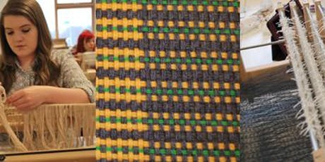Woven textiles summer school - July 2019  tickets