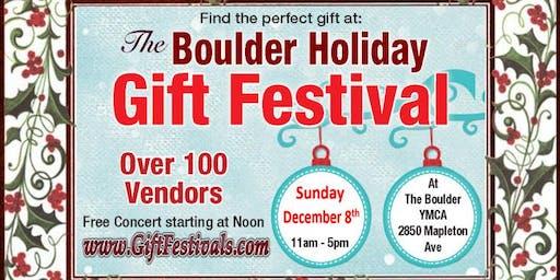 Boulder Holiday Gift Festival