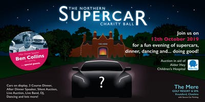 The Northern Supercar Charity Ball
