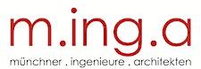 minga architekten GmbH logo