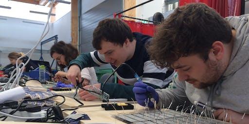 Solar Charger Making Workshop