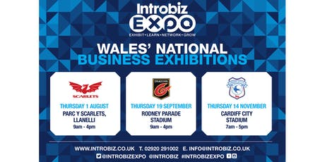 Introbiz Business Expo 2019  tickets