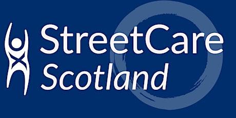StreetCare Edinburgh 2019 - Monday Night volunteer sign up tickets
