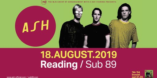 Ash (Sub89, Reading)