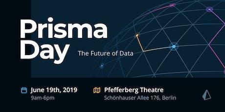 Prisma Day tickets
