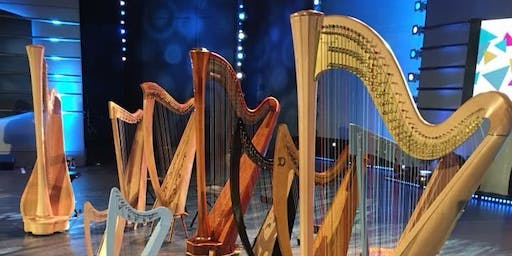 Derbyshire Harp Ensemble Summer Serenade
