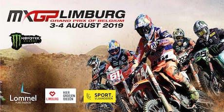 MXGP Limburg - Grand Prix of Belgium tickets