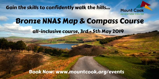 Bronze NNAS Map And Compass Course