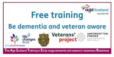 FREE Age Scotland Training - Greenock