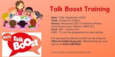 Talk Boost Traning