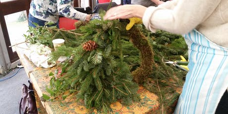 Wreath Making Workshop - 4th December tickets