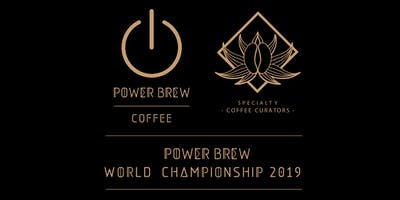World PowerBrew Championships 2019 LatteArt