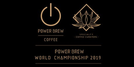 World PowerBrew Championships 2019 LatteArt  tickets