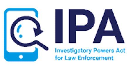 Investigatory Powers Act Training - Communications Data tickets