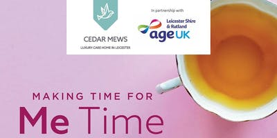 Making time for You - Carers Workshop