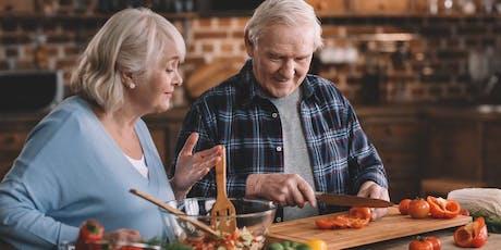Nutrition : Bien manger pour bien vieillir - Atelier D153 billets