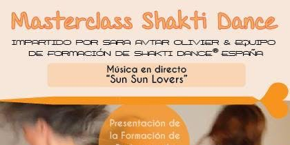 Masterclass Shakti Dance & Presentación de la Formación 2020