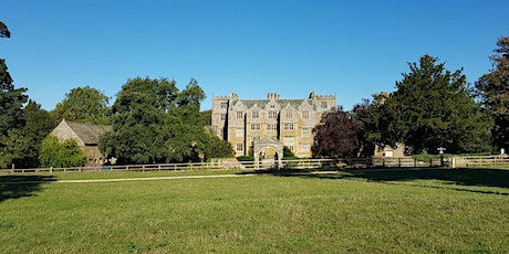 Behind closed doors: Conserving Chastleton tour tickets