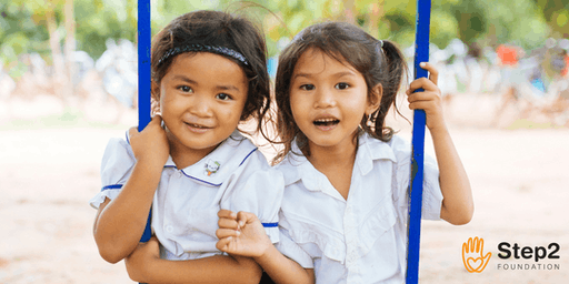 2019 Step2Foundation Fundraising Dinner for Cambodian Children