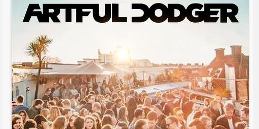 Summer Warehouse Day Party Glasgow with Artful Dodger