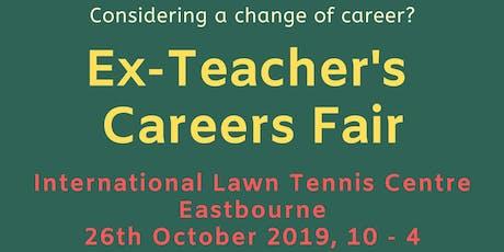 Ex-Teacher's Careers Fair tickets