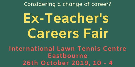 Ex-Teacher's Careers Fair