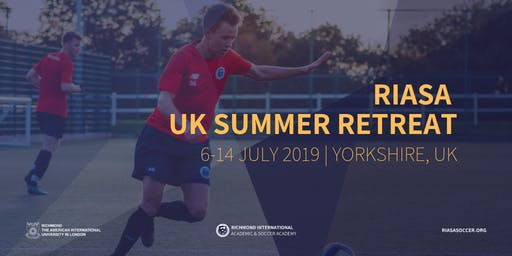 RIASA UK Summer Retreat 2019