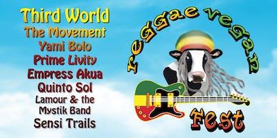San Diego Reggae Vegan Fest with Third World