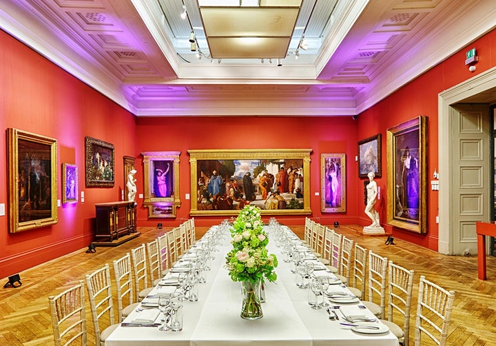 Dine with Da Vinci image