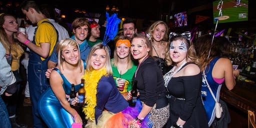 2019 Indianapolis Halloween Bar Crawl