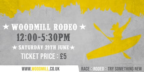 Woodmill Rodeo  tickets