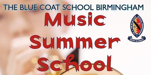BCS Music Summer School 2019