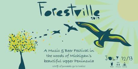 Forestville 2019 tickets
