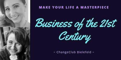 CHANGE CLUB EVENT BIELEFELD