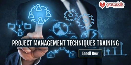 PROJECT MANAGEMENT TECHNIQUES COURSE - TORONTO, CANADA