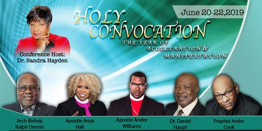 AAKC HOLY CONVOCATION 2019