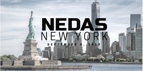 NEDAS 2019 NYC Summit tickets