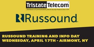 Russound Training and Counter Day (Airmont NY) April...