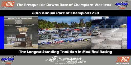 69th Annual Presque Isle Downs & Casino ROC Weekend
