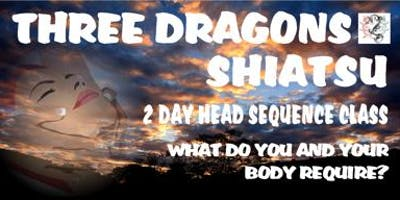 Three Dragons 2 Day Head Sequence Class