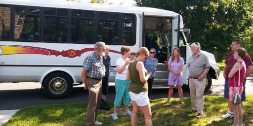 August 18, 2019 Kennett Underground Railroad Guided Bus Tour