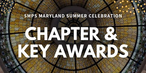 Year End Summer Celebration – Chapter & Key Awards
