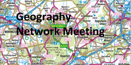 Geography Network Meeting (KS2/3) tickets