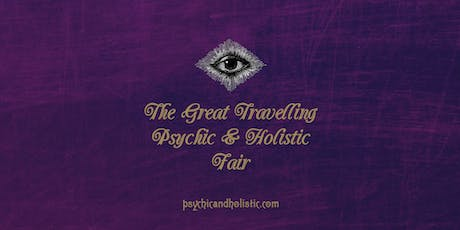 Great Travelling Psychic & Holistic Fair Stourbridge tickets
