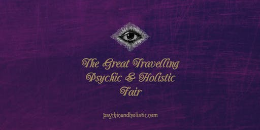 Great Travelling Psychic & Holistic Fair Stourbridge
