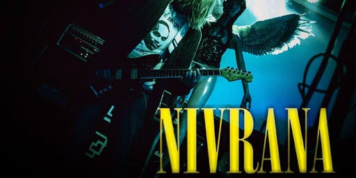 Nivrana (Tribute to Nirvana) at TAK Music Venue