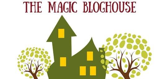 Magic Bloghouse - Schreibwerkstatt für Blogger / Juli