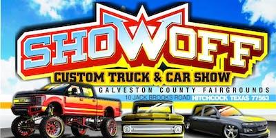Showoff Custom Truck & Car Show 2019