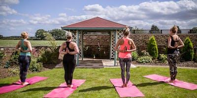 Zen & Gong Sound Bath Day at Deighton Lodge