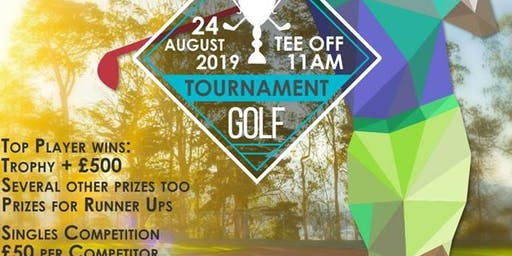 Newcastle Zimbabwe Open Golf Tournament
